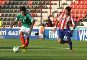 Paraguay, Meksika'yı 1-0 Yendi