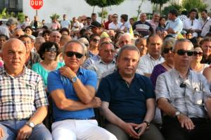 Pir Sultan Abdal Parkı Hizmete Açıldı