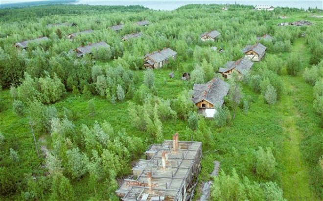 Sibirya'daki Ölüm Kampı