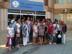 Tatar Kızlar Efeler Diyarı Aydın'ın Gelenek ve Göreneklerini Öğrendi