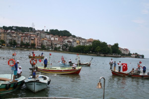 Denizciler, Piri Reis'i Andı