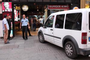 İstiklal Caddesi'nde Şüpheli Ölüm