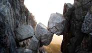 Bu Kayaların Nasıl Buraya Geldiğini Kimse Bilmiyor!