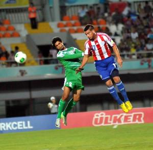 U20'de Irak Çeyrek Finalde