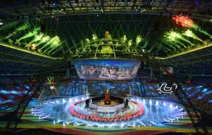 2013 Dünya Üniversiteler Oyunları Kazan'da Görkemli Törenle Açıldı