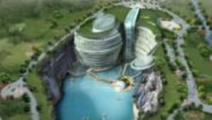 Burada Kalmak İçin Yerin Altına İnmeniz Gerekiyor: Waterworld