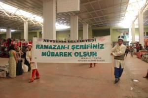 Nevşehir'de Ramazan Ayı Çoşkusu