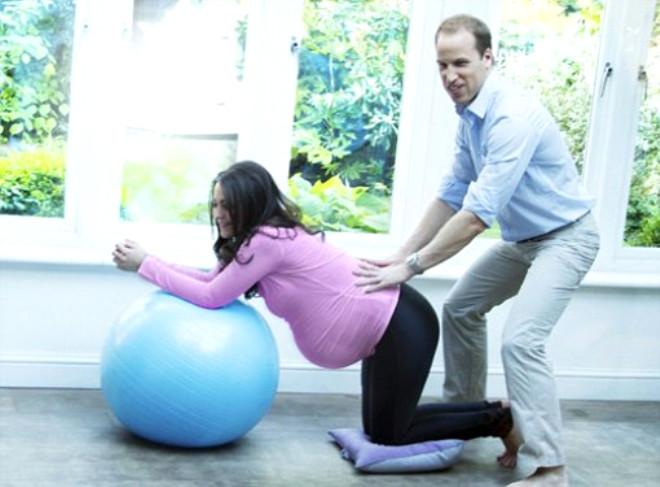 Kate Middleton ve Prens William'ın Bebek Hazırlığı!