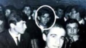 Abdullah Öcalan'ın Lise Yıllarındaki Fotoğrafı
