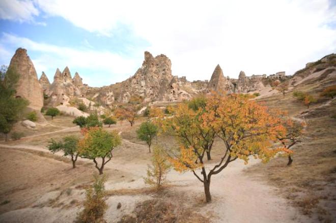 Kapadokya Film Platosu İçin Çalışmalar Başlatıldı