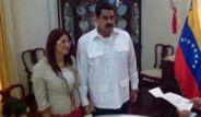 Venezuela Devlet Başkanı Nicolas Maduro Evlendi!
