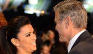 George Clooney'nin Eva Longoria'nın Peşinde