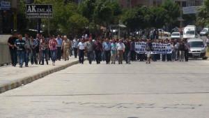 Hatay'da Gezi Parkı Protestocularının Çadırları Kaldırıldı (3)