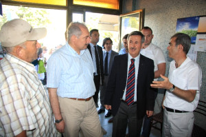 Başakşehir'den Babaeski'ye İftar Sofrası