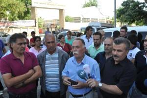 Türkmenacı Köylüleri: Sahte Verasetle Arazimize El Konuldu
