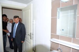Kütahya Valisi Yılmaz, Çavdarhisar'da Kamu Yatırımlarını İnceledi