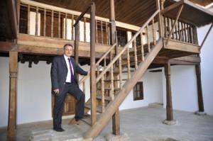 Osmanlı Mimarisi Yeniden Canlanacak