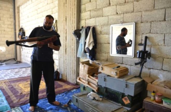 Suriye'de Mahkumlar Rehineye Dönüştü!