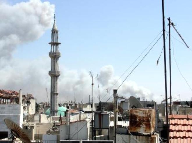 Suriye'de Patlama: En Az 40 Ölü