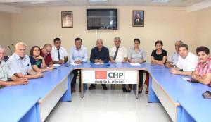 CHP'li Vekillerden Gediz Elektrik'e Uyarı