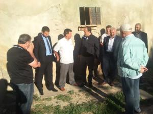 Milletvekili Özbek, Çalışmalarını Sürdürüyor