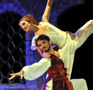 Bale Festivali Hürrem Sultan'la Başladı
