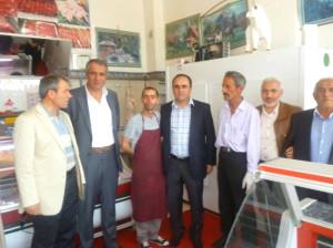 Özbek İlçe ve Köy Gezilerini Sürdürüyor