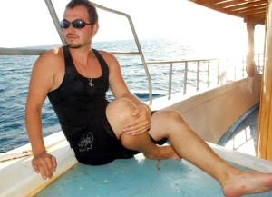 Sürat Teknesi Çarpan Btp Genel Başkanı Haydar Baş'ın Yeğeni Öldü