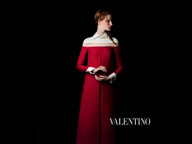 Valentino'dan Nefes Kesen Koleksiyon