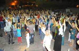 Midyat'ta Barış ve Kardeşlik Şöleni