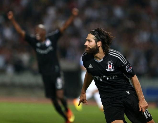 Beşiktaş: 2 - Trabzonspor: 0