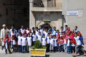 Ortahisar'da Yaz Kuran Kursu Tamamlandı