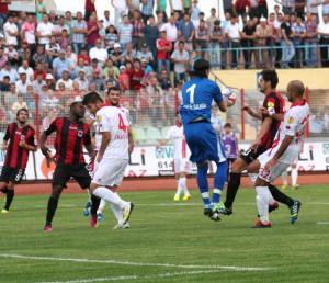 Tavşanlı Linyitspor-Samsunspor: 0-3