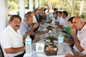 AK Parti Genel Başkan Yardımcısı Şentop Filyos'u Ziyaret Etti
