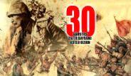 30 Ağustos Zafer Bayramı'nın 91. Yıldönümü