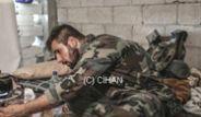 Rus Ajansı, Esad'in Askerlerini Fotoğrafladı