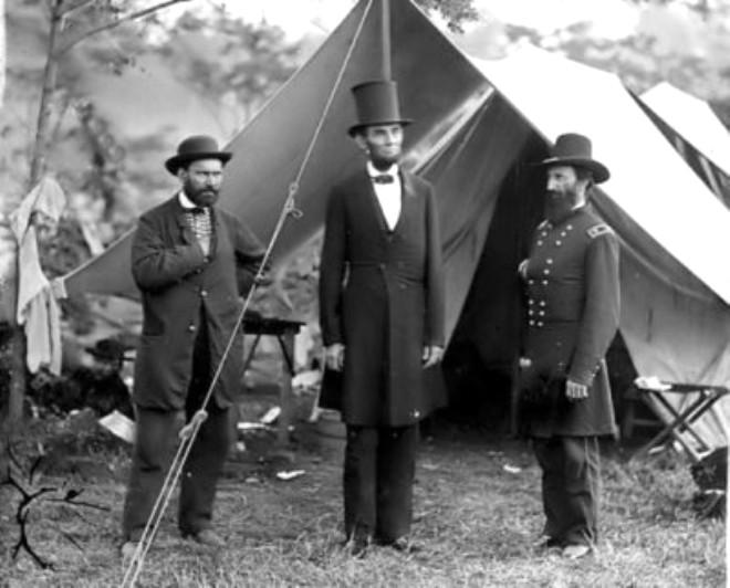 Fotoğraflarla 16. ABD Başkanı Abraham Lincoln
