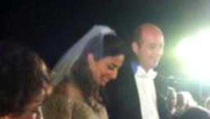 Mısır Kralı'nın Oğlu ile Afgan Kralı'nın Torunu Evlendi