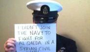 ABD Ordusu Suriye ile Savaşmak İstemiyor