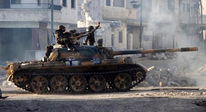 Suriye'nin Askeri Gücü Ne?