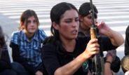 Nusra'ya Karşı Savaşan Kürt Amazonlar
