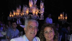Kuşadası'nda Dillere Destan Düğün