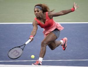 Amerika Açık'ın Kraliçesi Serena