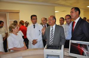 Kırıkkale'de Fizik Tedavi ve Rehabilitasyon Merkezi Hizmete Girdi