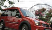 Ford'un Vip Ticari Araçları: Tourneo Custom ve Connect