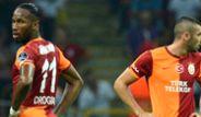 Galatasaray:1 - MP Antalya:1