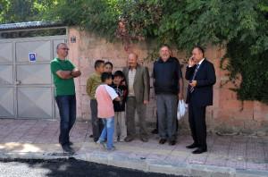 Başkan Topçuoğlu, Çocuklarla Sohbet Etti