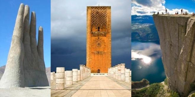 Yeryüzündeki Olağanüstü Yapılar