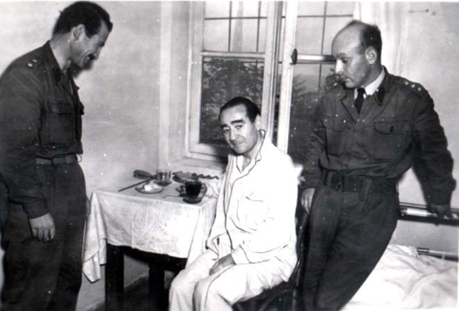 Adnan Menderes'in İdamdan Önceki Son Görüntüleri