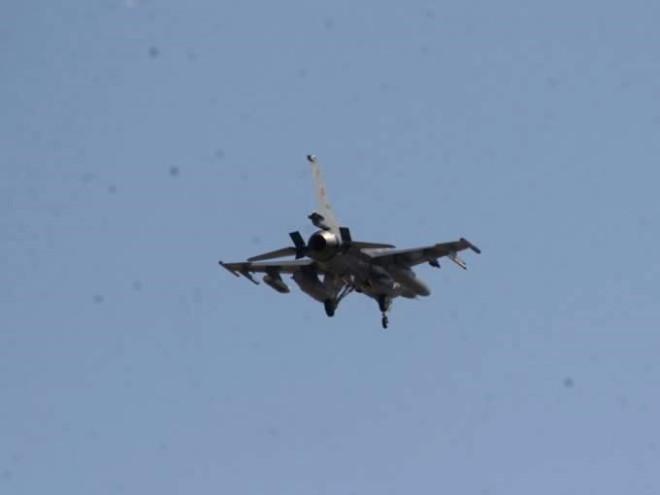 Suriye Helikopterini Düşüren F-16'lar Diyarbakır'da